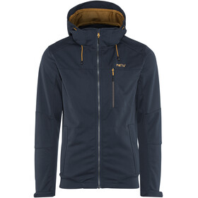Meru Ystad Softshell Jacket Men Total Eclipse